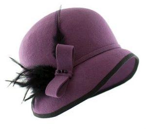 achat vente chapeau feutre femme chapelier Paris et Ile-de-France